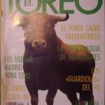 EL TOREO Nº 1, Semana del 20 al 26 de febrero. 1990
