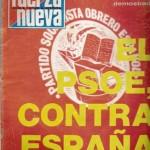 FUERZA NUEVA AÑO XII, NÚM. 583, 11 de marzo de 1978
