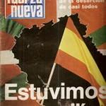 FUERZA NUEVA AÑO XII, NÚM. 594, 27 de mayo de 1978