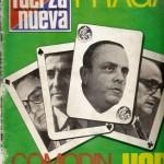 FUERZA NUEVA AÑO XII, NÚM. 630, 3 de febrero de 1979