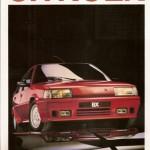 Folleto Citroen BX 16 valvulas