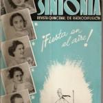 INTONÍA AÑO III, NÚM. 62, 15 de diciembre de 1949