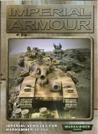 Imperial Armour - Vehículos Imperial de Warhammer 40,000