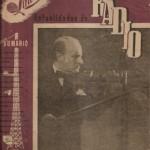 SINTONÍA AÑO III, NÚM. 45, 1 de abril de 1949