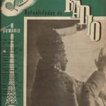 SINTONÍA AÑO III, NÚM. 46, 15 de abril de 1949