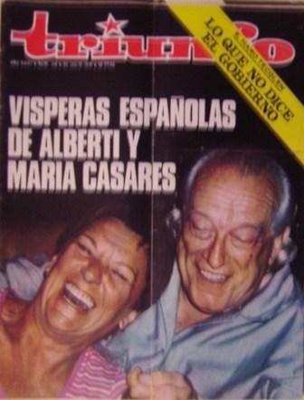 TRIUNFO AÑO XXXI, NÚM. 704, 24 de julio de 1976