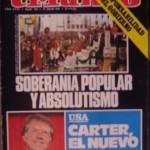 TRIUNFO AÑO XXXI, NÚM. 705, 31 de julio de 1976