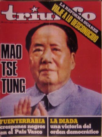 TRIUNFO AÑO XXXI, NÚM. 712, 18 de septiembre de 1976