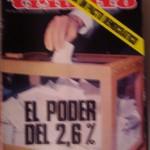 TRIUNFO AÑO XXXI, NÚM. 726, 25 de diciembre de 1976