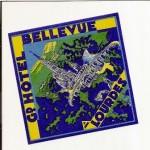 Antigua etiqueta GP Hotel Bellevue, Lourdes