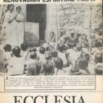 ECCLESIA Número 1643, 26 de Mayo de 1973, Año XXXIII