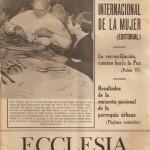 ECCLESIA Número 1723, 11 de Enero de 1975, Año XXXV