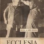 ECCLESIA Número 1725, 25 de Enero de 1975, Año XXXV