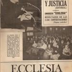 ECCLESIA Número 1727, 8 de Febrero de 1975, Año XXXV