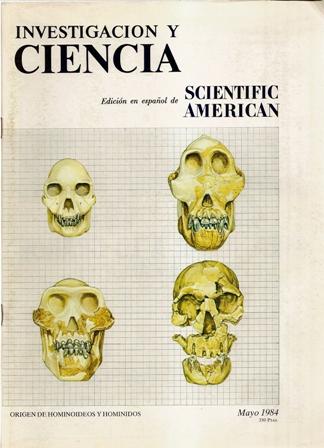 Investigación y Ciencia, mayo 1984