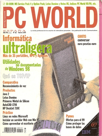 PC  WORLD Nº 151, Febrero 1999