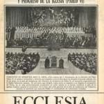 CCLESIA Número 1648, 30 de Junio de 1973, Año XXXIII
