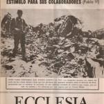 ECCLESIA Número 1632, 3 de Marzo de 1973, Año XXXIII