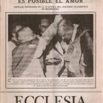 ECCLESIA Número 1633, 10 de Marzo de 1973, Año XXXIII