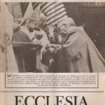 ECCLESIA Número 1634, 17 de Marzo de 1973, Año XXXIII