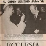 ECCLESIA Número 1637, 7 de Abril de 1973, Año XXXIII
