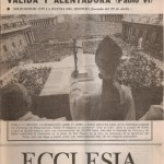ECCLESIA Número 1639, 28 de Abril de 1973, Año XXXIII