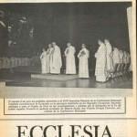 ECCLESIA Número 1650, 14 de Julio de 1973, Año XXXIII