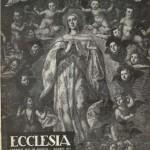 ECCLESIA Número 1655, 18 de Agosto de 1973, Año XXXIII