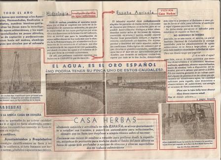 Publicidad Casa Herbas, Murcia
