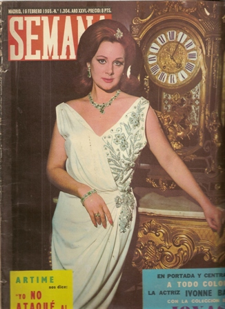 SEMANA, 16 febrero 1965, Nº 1304, AÑO XXVI