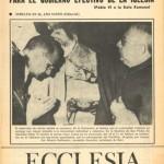 ECCLESIA Número 1728, 15 de Febrero de 1975, Año XXXV