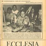 ECCLESIA Número 1729, 22 de Febrero de 1975, Año XXXV