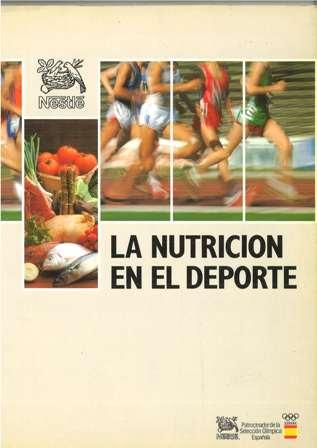 la nutriccion en el deporte