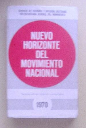 Nuevo Horizonte del Movimiento Nacional,