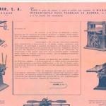 Publicidad Asimer, Suministro Industral de Maquinaria, Bilbao