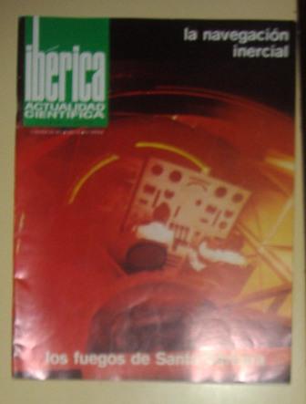 Ibérica, actualidad científica, Abril 1974