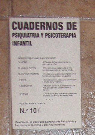 cuadernos de psiquiatria infantil 10