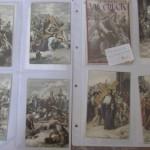 14 Postales Via Crucis del profesor Vicentini