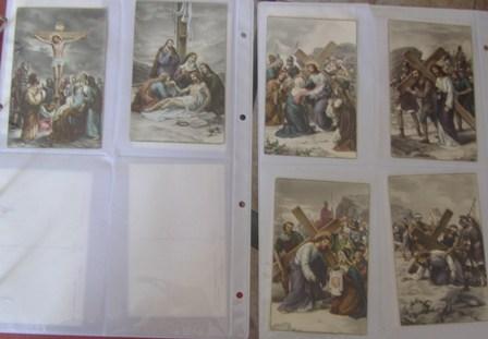14 Postales Via Crucis del profesor Vicentini_2
