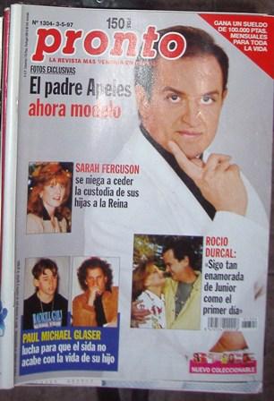 PRONTO Nº 1304, 03 de mayo de 1997