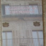Salamanca, Plaza y Universidad, Ana María Carabias Torres, Francisco Javier Lorenzo Pinar, Claudia Moller Recondo