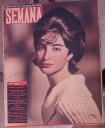 SEMANA AÑO XXII, NÚM. 1093, 31 de enero de 1961
