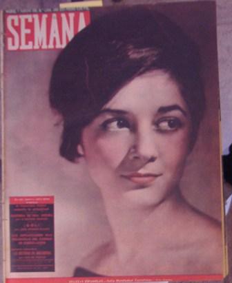 SEMANA AÑO XXII, NÚM. 1094, 7 de febrero de 1961
