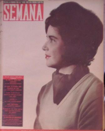 SEMANA AÑO XXII, NÚM. 1095, 14 de febrero de 1961