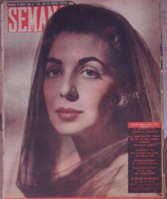 SEMANA AÑO XXII, NÚM. 1100, 21 de marzo de 1961