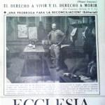ECCLESIA Número 1766, 22 de noviembre de 1975, Año XXXV