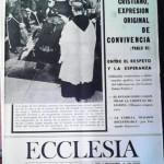 ECCLESIA Número 1767, 29 de noviembre de 1975, Año XXXV