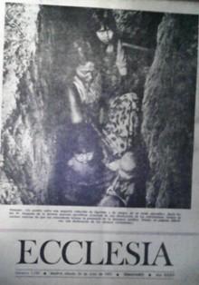 ECCLESIA Número 1750, 26 de Julio de 1975, Año XXXV