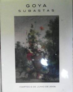 Goya Subastas, junio 2006