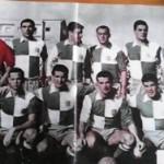 Poster Semana, C.D. Sabadell, C.F., 1960 - 61